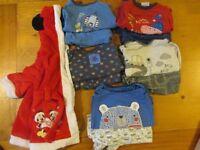 MASSIVE bundle of 12-18m Boys clothes