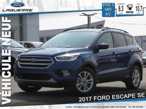 2017 Ford Escape SE*80$/Semaine*