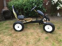 Gold Edition Burg Go Kart