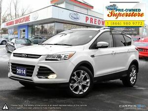 2014 Ford Escape Titanium *** Leather NAV ***