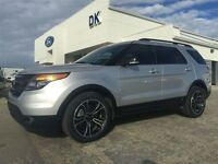 2015 Ford Explorer Sport AWD Fully Loaded, Under 50,000 KM, 3.5L