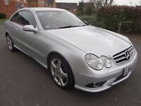 Mercedes-Benz CLK 2.1 CLK220 CDI Sport 2dr LOW MILES AMG STYLING DIESEL