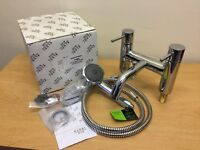 Kludi Rak , bath mixer tap with shower unit.. brand new in box .. rrp £195 . Quantity x 20