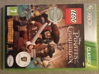 Lego Pirates of the Caribbean Xbox 360 game