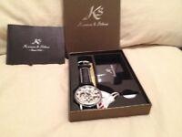 Skeleton watch £25