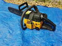 Mac chainsaw good condition working order