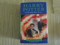 Harry Potter and The Half-Blood Prince. 1st edition