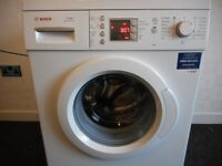 """BOSCH """"VARIOPERFECT"""" LARGE CAPACITY 7KG/1400 WASHER"""