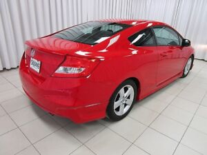 2013 Honda Civic COUPE LX - LOWERED WITH TRIM PACKAGE