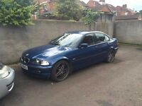 BMW E46 3 SERIES 318 320 BREAKING M42 M52 ENGINES 5 6 CYLINDER M SPORT PARTS ALLOYS