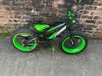 Sonic fat bike