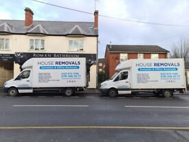 Men and van for hire, home removals office relocations house clearance professional and reliable