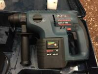 Bosch sds hammer drill gbh 24vre
