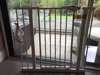 LINDAM Easy Fit Plus Deluxe Gate (+ Universal Extension)