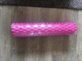 Gym foam roller