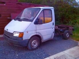 Transit mk3 1990 2.0 petrol breaking/spares