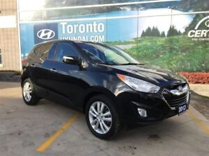 2013 Hyundai Tucson Limited with Navi! WAITING FOR APPRAVAL!