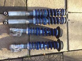 JOM Blueline Mk3 golf/vento coilovers