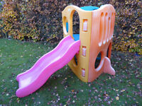Little Tikes Climbing Frame with Slide (outdoor gym)
