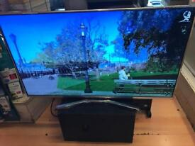 "Panasonic 50"" smart TV"