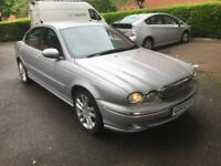 Jaguar X-TYPE 3.0 V6 2002 78K **SPARES OR REPAIRS**
