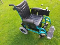 Sunrise Mobility Sprint Power Chair 4MPH