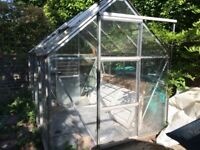 Free greenhouse!