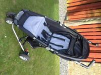 Petit Star Pace (Zia) Stroller