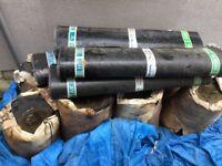 Bitumen 8 kegs of 40kg & 4 peak torch on