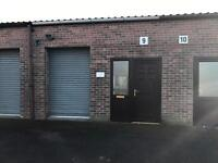 Small Industrial Units TO LET - Flexible Terms - No Rates*