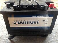 heavy-duty car battery