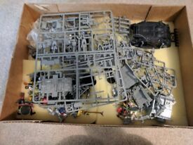 Large collection of Warhammer 40k - Orks, Chaos, Ultramarines, Imperial Guard & more