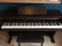 Technics PR250 Digital Piano and Stool