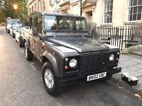 Land Rover Defender 110 Double Cab Pick up County TD5 Heated seats etc.. (Doublecab)
