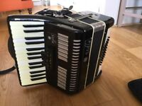 Accordion - Stella in New case