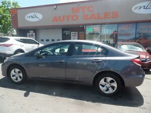 2014 Honda Civic LX, SUPER CLEAN, KM:18K only