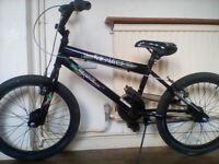 FREESPIRIT MENACE BMX BIKE – FULLY WORKING