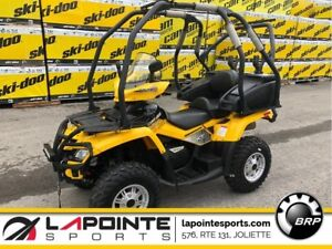 2010 Can-Am Outlander Max 650 XT