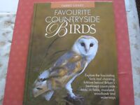 FAVOURITE COUNTRYSIDE BIRDS BOOK 192 PAGES