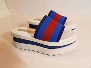 StellaMcCartney Platform Sandals Size 36 Eastwood Ryde Area Preview