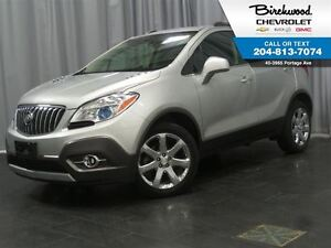2013 Buick Encore AWD 4dr Leather AWD