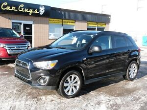 2013 Mitsubishi RVR GT - 4X4, PANO ROOF, HEATED SEATS, BLUETOOTH