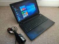 Toshiba Laptop Windows 10 Microsoft Office