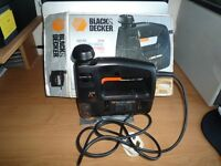 Black and Decker Scrolling Jig Saw BD538SE