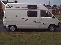 Renault Traffic Campervan/Day Van Motorhome