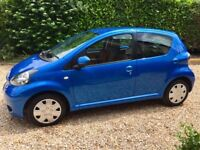 Toyota Aygo, cheap to run, full service history, recently serviced, new tyres and brakes