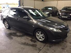 11 Reg Mazda 6ts 2.2 d 163 BHP estate pristine guaranteed cheapest in country