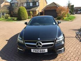 Mercedes-Benz Cls 3.0 CLS350 CDI BlueEFFICIENCY AMG Sport 7G-Tronic Plus