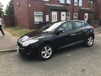 Renault Megane 1.5dci cheap road tax and insurance