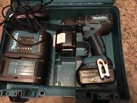 Makita dhp459 18v brushless hammer drill driver